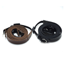 Top Quality Cow Leather Camera shoulder Strap Belt For Sony Dedicated SLR Camera Shoulder Strap(China)