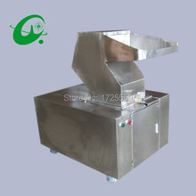 Stainless steel Capacity 200-600kg/h Power osteoclasts machine crusher crushing equipment bone mill(China)