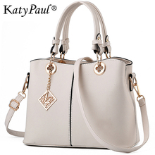 Women Bag PU Leather Luxury Women's Handbags Bolsa Feminina Fashion Tote Office Handbag For Women Shoulder Messenger White Bags