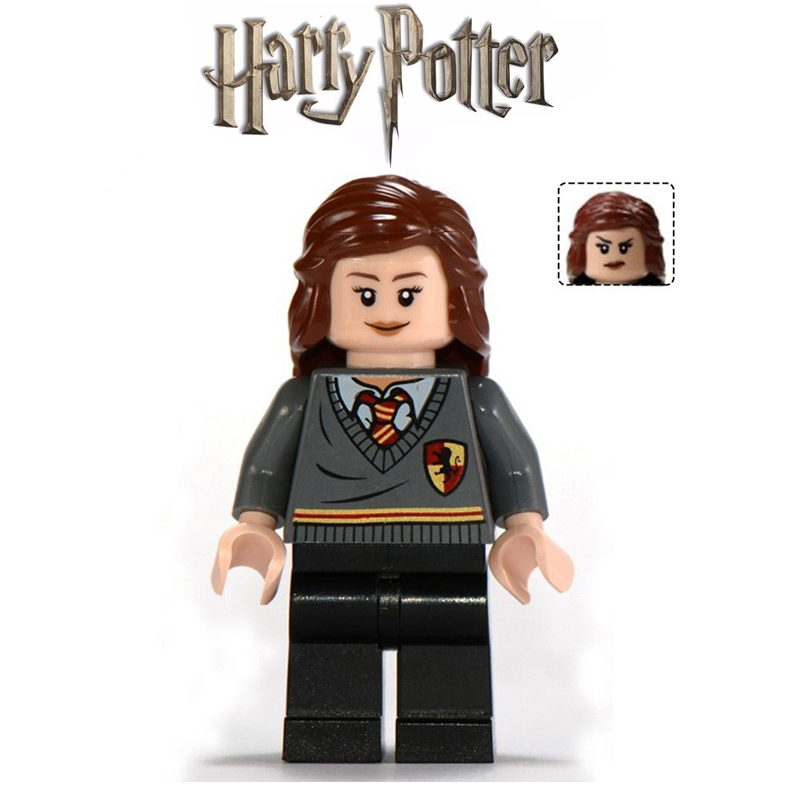 Fantasy Literature Novels Bricks Harry Potter Hermione Granger Building Blocks Individual Mini Figures Kids Gift Toys<br><br>Aliexpress