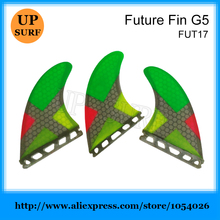 Future Fins Colorful M Size FCS Honeycomb Fibre SUP Board Fin Surf Fin Future Quilhas Water Sport Surfing