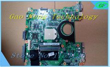 laptop motherboard DA0FK1MB6D0 for fujitsu for lifebook lh520  Non-integrated ddr3 100% tested