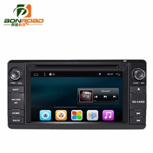 "6.2""2Din Android 6.0 2G Car dvd For Outlander 2013 2014 2015 Stereo gps navigation car radio USB audio video player"