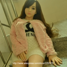 New 145cm real full Japanese silicone sex dolls skeleton big breast Asian TPE sexy love vagina dolls for men