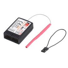 1pcs 100% Original FS-R8B FS-R9B FlySky 2.4Ghz 8CH Receiver For RC FS-TH9X FS-TH9B 9ch Transmitter Airplanes