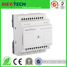 CE ISO approval manufactory, xLogic Micro PLC ,expansions for programmable logic controller PR-E-16DC-DA-TN