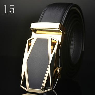 2016 Luxury brand mens belts genuine leather belt business belts fashion top quality Cowhide belt waistband wholesales gifts(China (Mainland))