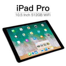 Apple iPad Pro 10.5 inch (Latest Model) with WiFi 512GB | Can be used with Apple pencil and smart keyboard(China)