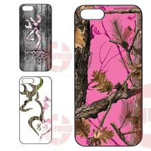 Cases Cover Realtree deer Camo Pink For Motorola Moto X Play X2 G G2 G3 G4 Plus E 2nd 3rd gen Razr D1 D3 Z Force