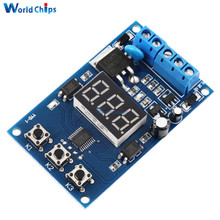New Trigger Cycle Timer Delay Switch Circuit Control Board MOS FET Driver Module With Led Digit Dispaly(China)