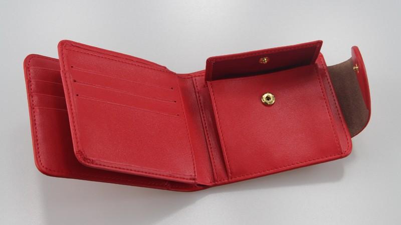 HTB126MRLFXXXXcPXFXXq6xXFXXXj - Harrm's Brand Classical Fashion genuine leather women wallets short red blue Color female lady Purse for women with coin pocket