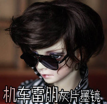 1/4  BJD SD DD Doll accessories ray-ban sun glasses  photography tool