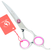 "7.0"" Meisha Professional Dog Grooming Shears/Clipper JP440C Straight & Curved & Thinning Shears Pet Grooming Scissors set.HB0060(China)"