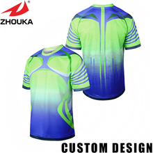 cheap replica soccer jerseys football club t shirts soccer jersey design(China)