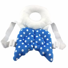 Cotton Plush Baby Dolls Neck Pillow Newborn Fun Play Toys Stuffed Angel Educational Toy -- BYC188 PT49(China)