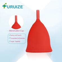 Buy Fashion copa menstrual Lady cup Feminine Hygeine Menstrual cup good vagina tampons Menstrual cup Best Quality women cup