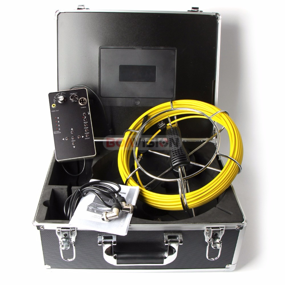 01 Pipe Sewer Inspection System