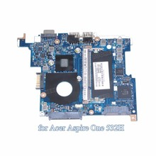 for GATEWAY MBSAL02001 MB.SAL02.001 NAV50 LA-5651P Laptop motherboard for acer aspire one 532H D260 LT23 Atom N450 GMA X3150
