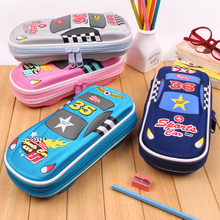 Cool Car Shape Pencil Case Boy's Girl's Pen Storage Bag Pencil Bag Pouch Purse Kids Gift