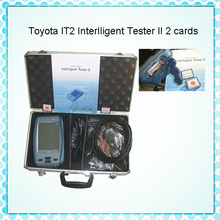 TOYOTAs Intelligent Tester IT2 for Toyota and for Suzuki Toyotas interlligent tester II Auto Scan Tool Toyotas IT2(China)