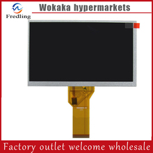"7"" inch tablet pc LCD display for innolux AT070TN94 AT070TN93 AT070TN92 cable 20000600-12 LCD screen Free shipping"
