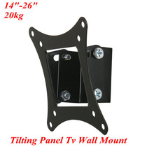 Pneumatic Parts Tilting Flat Panel TV Monitor Wall Mount,LCD TV Mount ,LCD Mount Bracket(China)