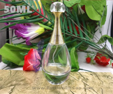 8*50ml Perfume bottle  glass bottle empty bottle fine high - end home furnishings