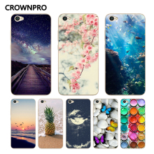 "Buy CROWNPRO Soft TPU 5.5"" 16GB Xiaomi Redmi Note 5A Case Cover Silicone Back Protective 32GB 64GB Xiaomi Redmi Note 5A Prime Case for $1.14 in AliExpress store"