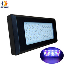 dimmable Led aquarium light 165W for coral reef tank lighting with 55pcs 3W Epistar chip led,high quality,Dropshipping
