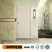 OPPEIN Simple Design PVC Interior Hinged Door P607(China)