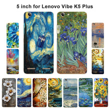 Buy Lenovo A6020 Case Cover Lenovo Vibe K5 Oil Painted Silicon Cover Lenovo A6020a40 Lenovo Vibe K5 Plus for $1.43 in AliExpress store