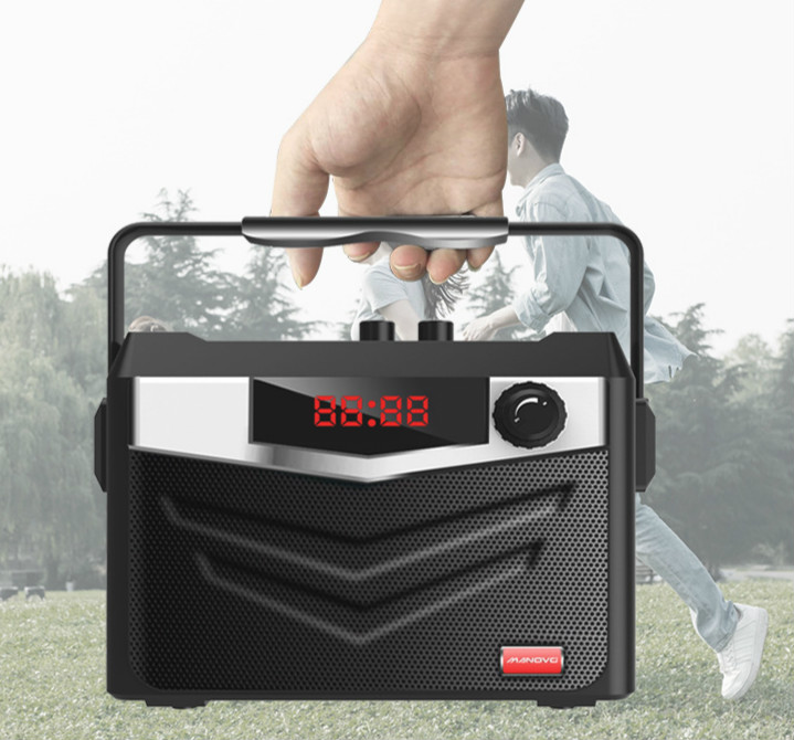 Powerful Outdoor Portable Speakers 3