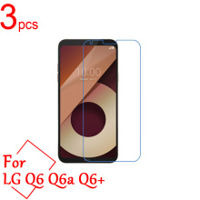 Buy 3pcs Ultra Clear/Matte/Nano Anti-Explosion LCD Screen Protector Film Cover LG Q6 Q6a Q6+ plus M700 5.5' Protective Film for $1.17 in AliExpress store