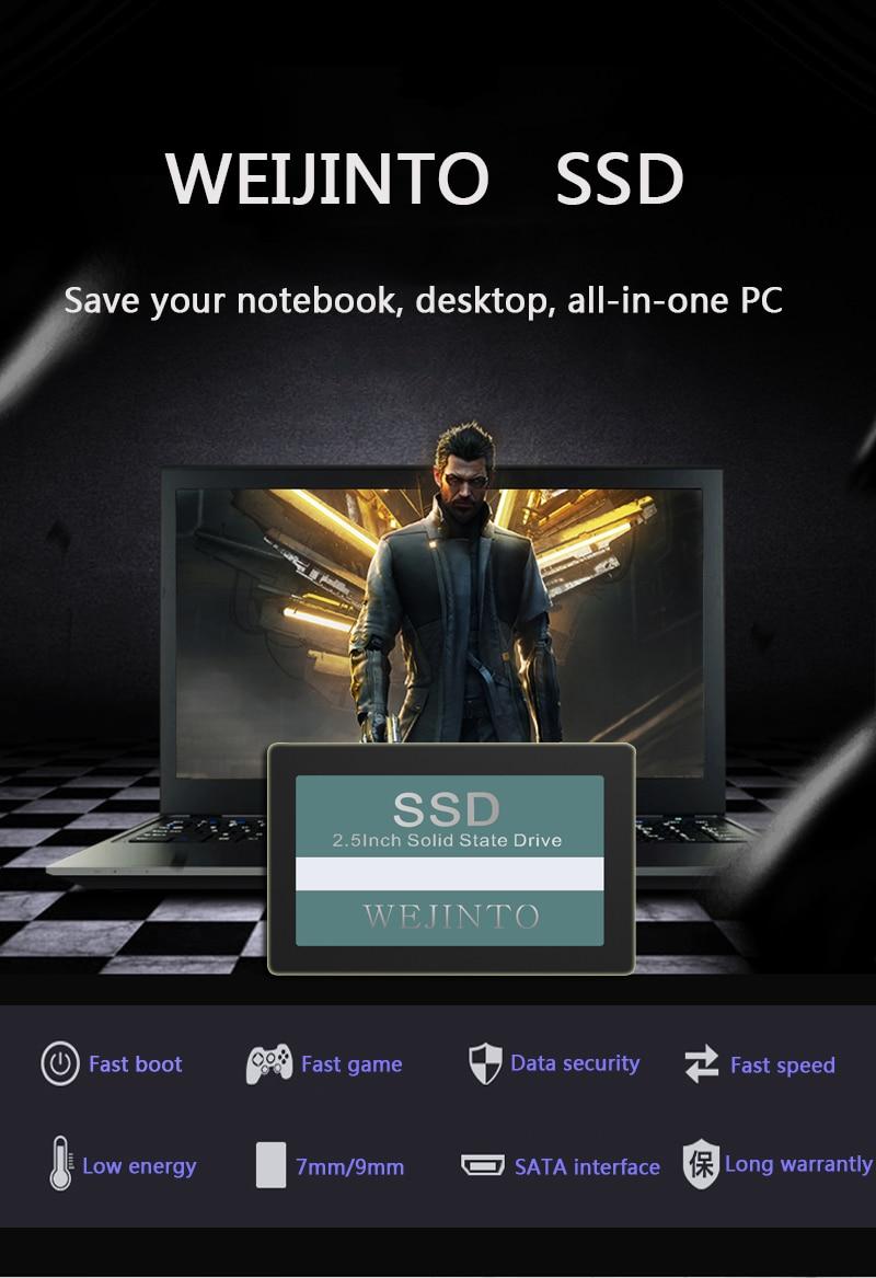 SSD use