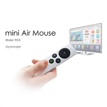 In stock! Measy RC9 Mini Handheld 2.4G Wireless Gyroscope Fly Air Mouse Remote Control for PC Android TV Box Smart TV