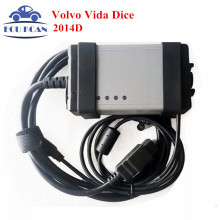 Newest Version 2014D Vida Dice Diagnostic Tool For Volvo Vida Dice Super Diagnostic Vida Dice for Volvo Free Shipping(China)