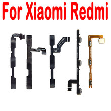 For Xiaomi Mi 3 4 4C 4S 4i 5 Note 2 Redmi 3 4 Por 4A Note 2 3 4 4X Power Switch On / Off Button Volume Button Flex Cable Ribbon
