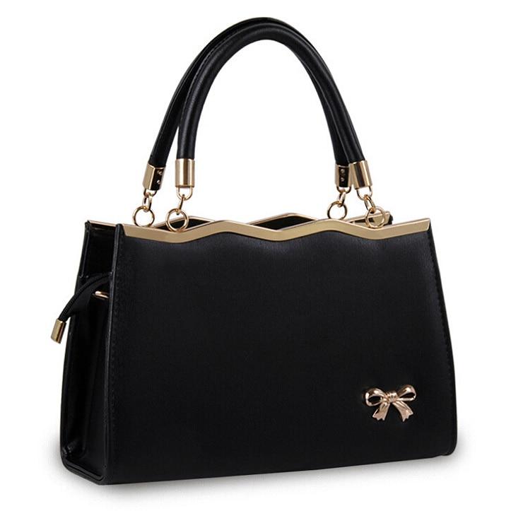 Women Bags Candy Colors Bow Fashion Lady Handbags Cross Body Shoulder Bag Good Quality Female Messenger Envelope Tote Bags Purse<br>