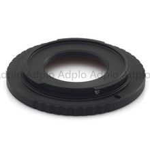 lens Adapter Without Tripod suit for C Movie Mount Lens to Fuji FX Mount camera For Fujifilm X-Pro1 X-A1 X-E2 X-M1 X-E1