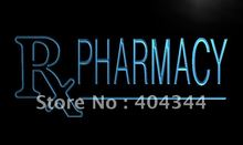 LK939- RX Pharmacy Drug Stores s   LED Neon Light Sign    home decor  crafts