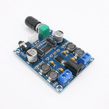 Buy GHXAMP TPA3118 Digital Amplifier Audio Board 45WX2 DUAL CHANNEL Class D DIY Speaker amp Accessories NEW DC 12-24V for $6.87 in AliExpress store