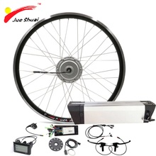 "bafang 36V 250W Electric Bike Kit with Battery 700C 28"" Wheel Motor 8fun bafang Motor-wheel E-bike Electric Bike Conversion Kit(China)"