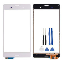 5.2inch Touch Screen For Sony Xperia Z3 Digitizer Glass Panel Touchscreen Replacement For Xperia Z3 D6603 D6633(China)