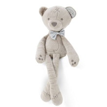 Baby 35cm Plush Bear Sleeping Comfort Doll Plush ToysMillie & Boris Smooth Obedient Bear Sleep Calm Doll for Kid