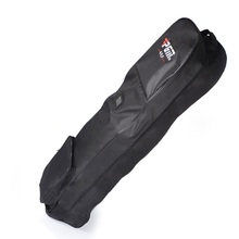 Golf Bag Cover Travel Bag Protective with Roller Hard-wearing Nylon Material Good Protection for Golf Bag