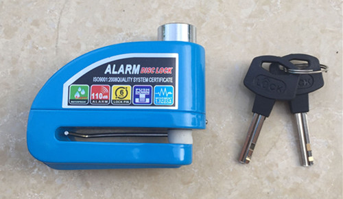 Lock Alarm Side