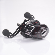 LIZARD 13 BB Left/Right Hand Baitcasting Reel G-ratio 6.3:1 Boat Bait Casting Fishing Reels Carp Carretilha Pesca Fishing Tackle(China)