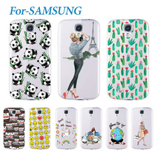 Buy Nice Fashion Soft Phone Case Samsung Galaxy S4 Mini i9195 i9190 Lovely Silicone TPU Back Cover Cases Galaxy S4Mini for $1.14 in AliExpress store