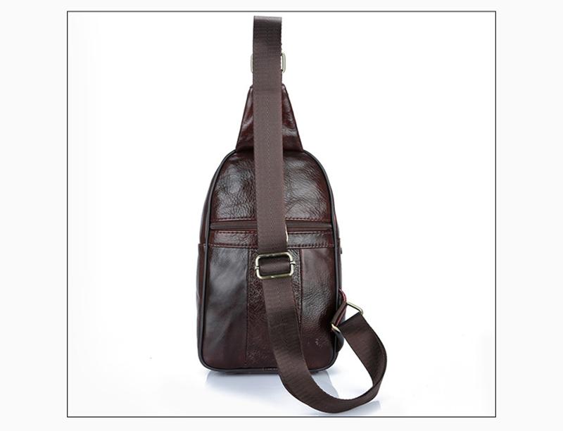 Pruun või must lehmanahast kott