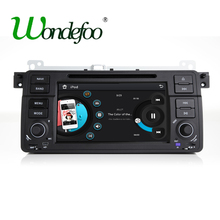 For BMW E46 M3 E39 X5 Rover 3 Series car DVD GPS with Radio DVD player multimedia navigation capacitance screen stereo two DIN